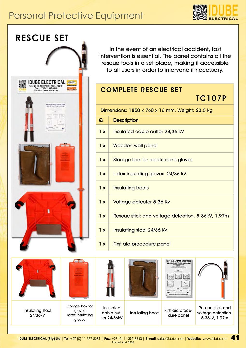 Idube Rescue Set - 1020 x 1443