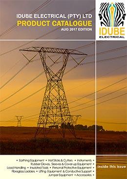 Idube Catalogue 2017 front page